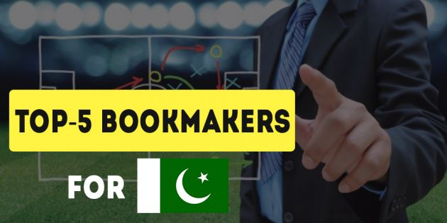 Rating best bookmaker in Pakistan